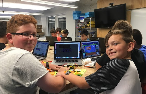 poly summer camp adventures in coding