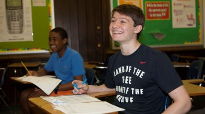 poly summer camper in summer starts algebra program