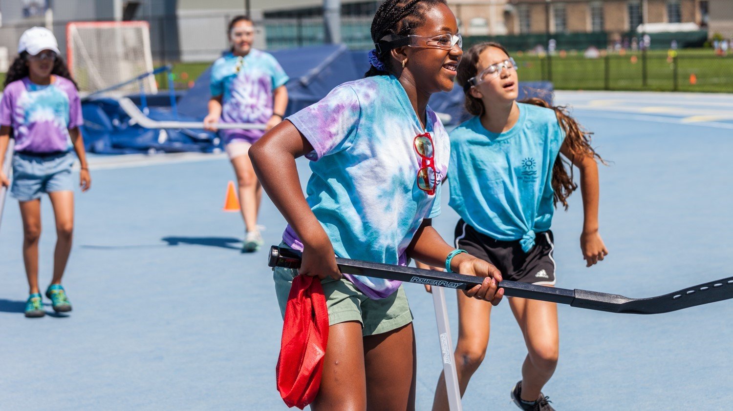 poly summer campers summer experience