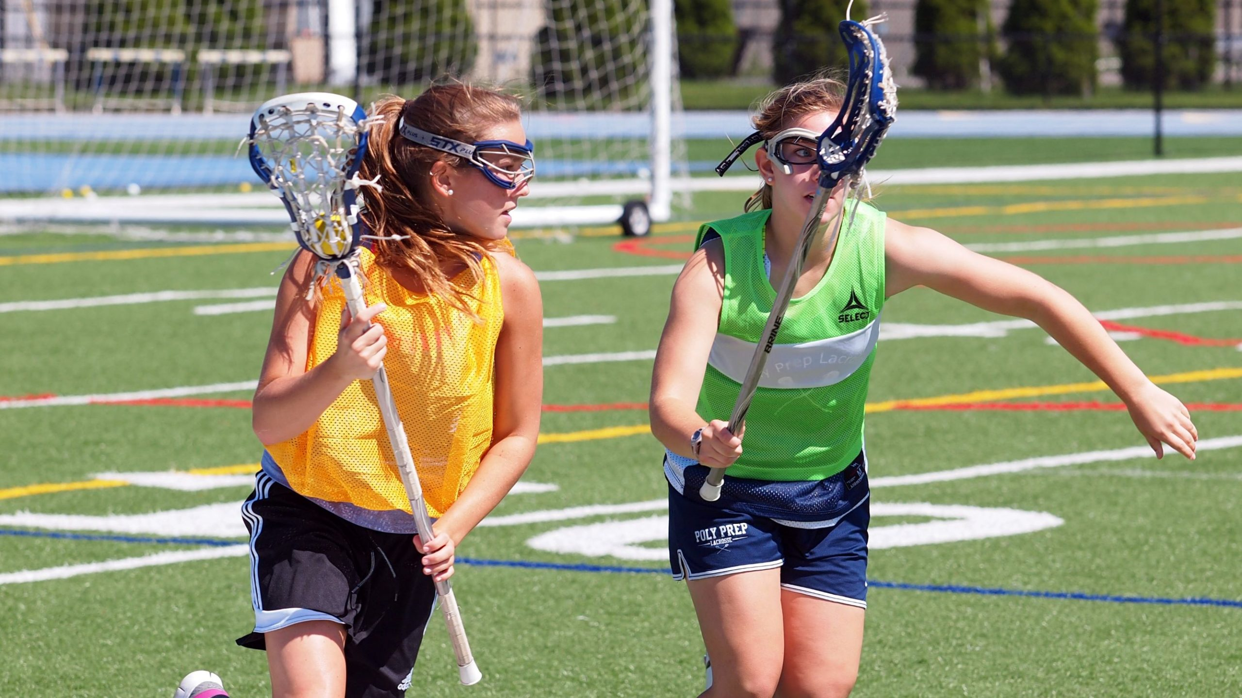 poly summer camp girls lacrosse program