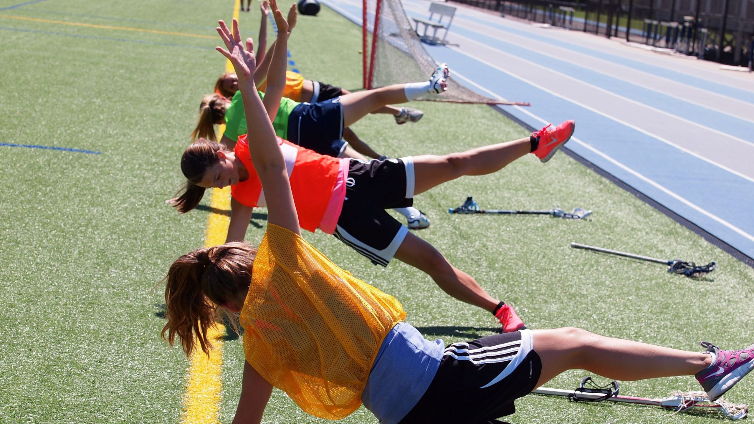 poly summer camp lacrosse strength conditioning