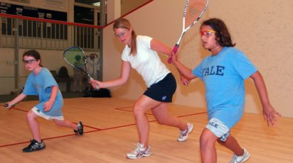poly summer camp squash instruction