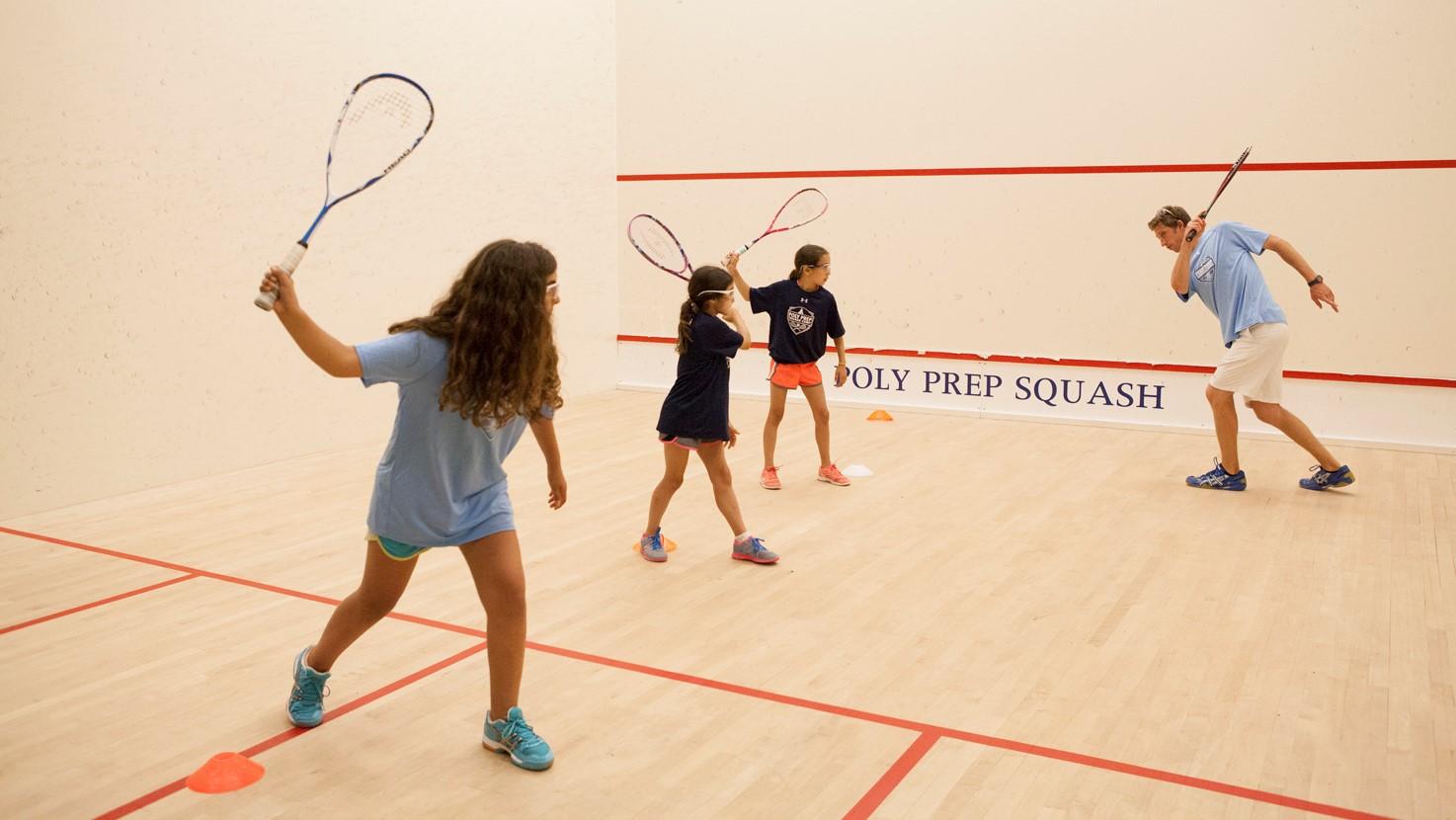poly summer camp squash