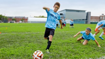 poly summer camp soccer program