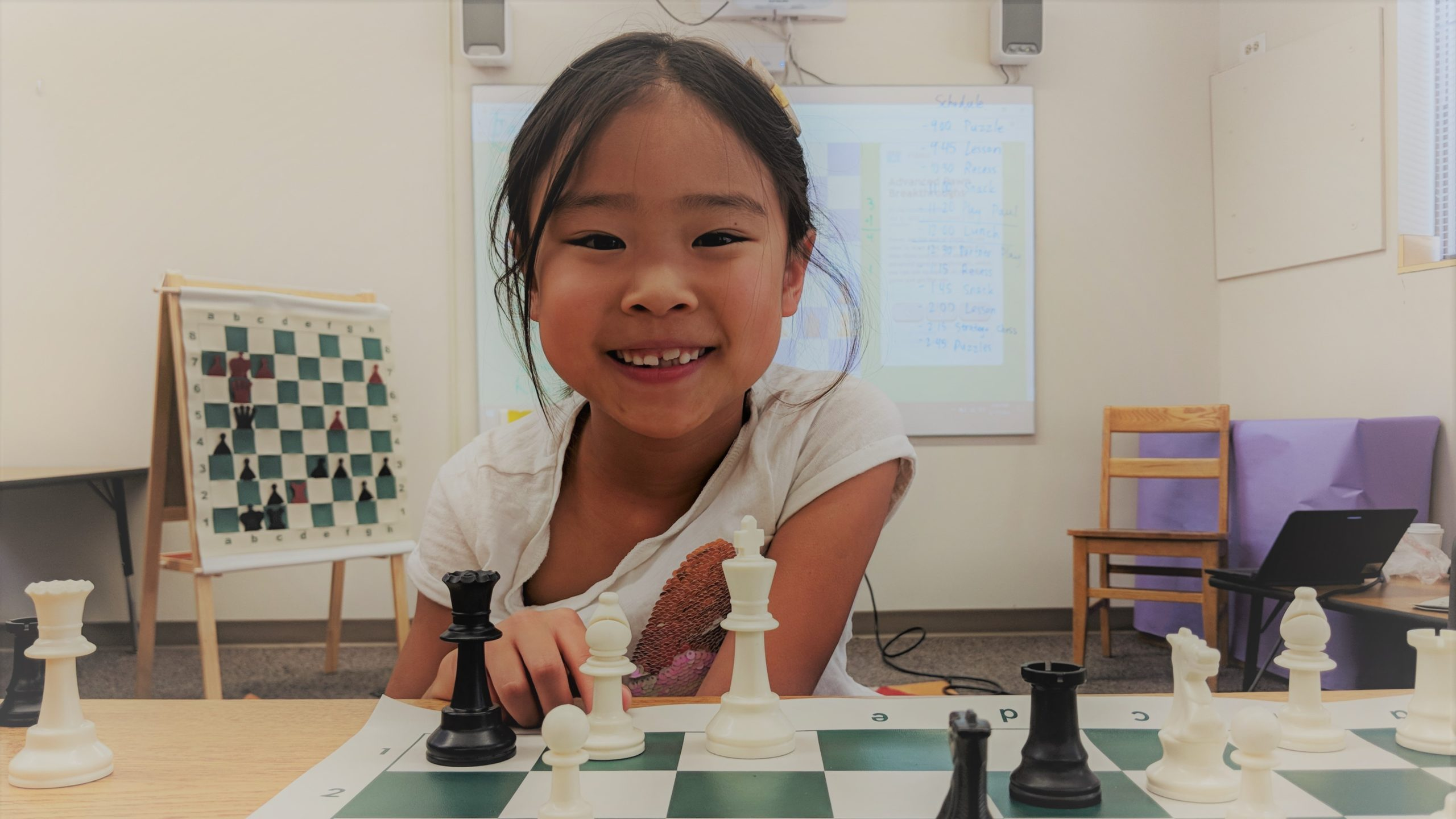 poly summer camp chess