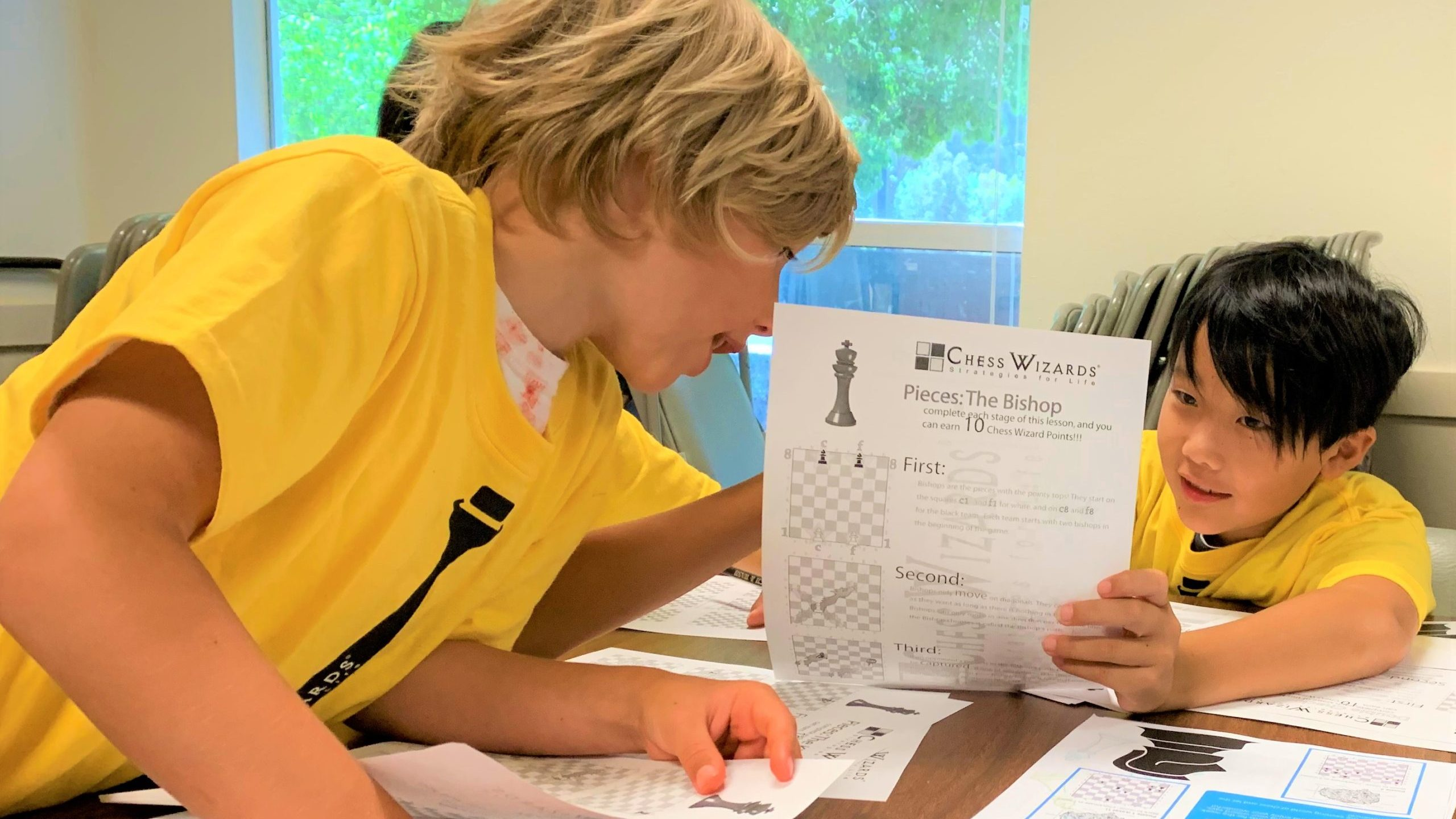 poly summer camp chess wizards