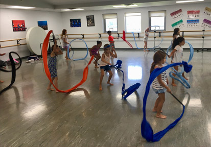 Poly Summer dance studio