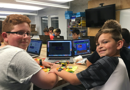 Poly Summer Tech lab